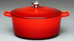 Braadpan 24 cm Relance Classique rood
