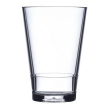 Glas Flow 275ml Helder