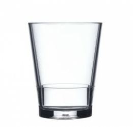 Glas Flow 200ml Helder