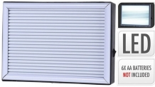 Lichtbox letterbord LED