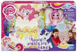 Spel My Little Pony Pinkie pie party